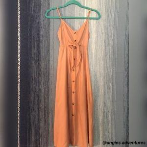 Mimi Chica (Salmon Colored) dress